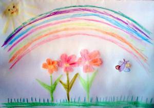 Desenele copiilor intre 6 si 9 ani