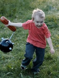 criza de furie copil