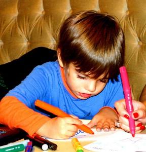 Evolutia desenului la copii