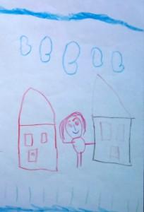 Desenele copiilor mici