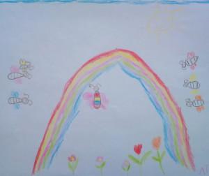 Desen fetita 5 ani