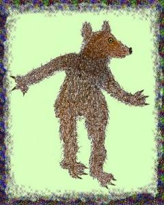 Din lumea copiilor: Un urs in Australia