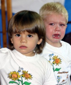 de ce nu vor copiii sa mearga la gradinita